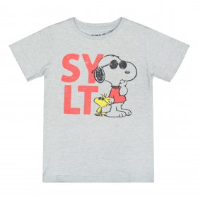T-Shirt Snoopy Brille